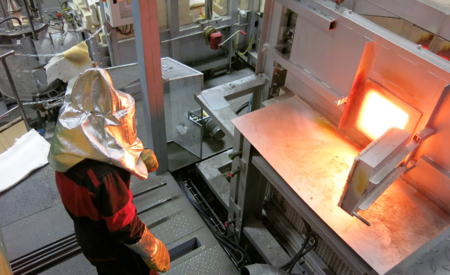 Metal and Glass Manufacturing