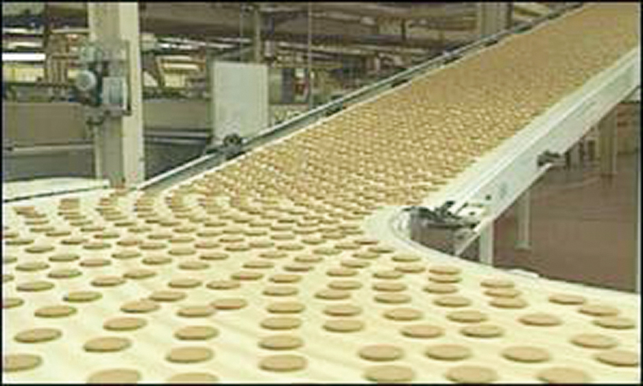 United Biscuits Production Line
